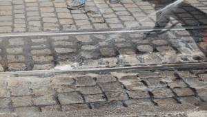 mycie i czyszczenie kostki brukowej w Lublinie