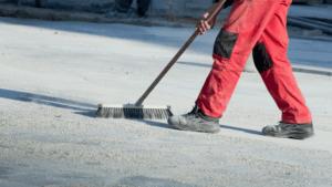 Sprzątanie budów i terenów budowlanych w Lublinie